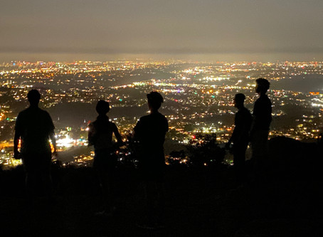 Baseline Weekly - What I Learned from a Hike in the Dark