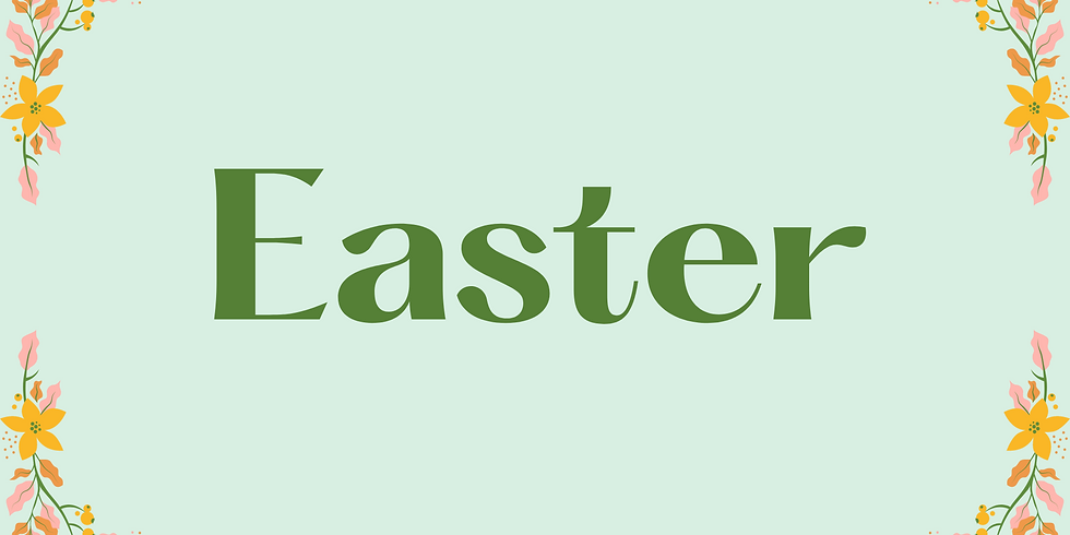 EASTER (10:00 AM)