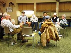 Initial meeting of VVCC