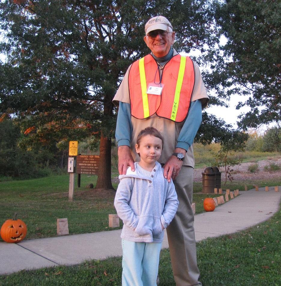 Melody with Grandpa (Bob Vetter)