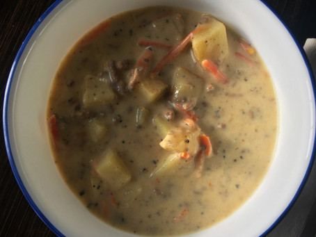 3 Extremely Tasty Soups