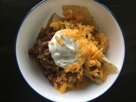 Slow Cooker Smothered Taco Bowls