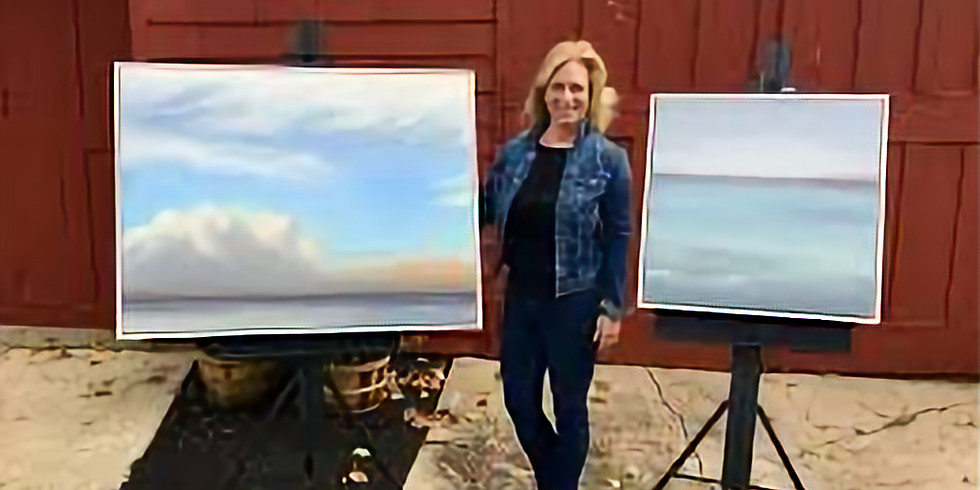 LWVR Art Raffle and Guest Bartender Fundraising Event with Tina Cobelle-Sturges