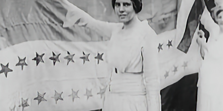 The League of Women Voters of Ridgefield Alice Paul Day Celebration
