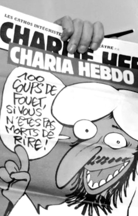 The Death of Charlie Hebdo (Spanish)
