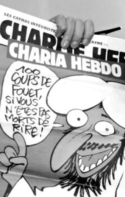 The Death of Charlie Hebdo (Spanish)