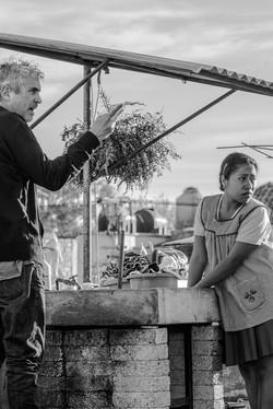 White Mexican director wins an Oscar