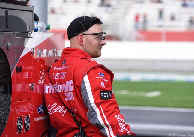 Anonymous NASCAR Mechanic