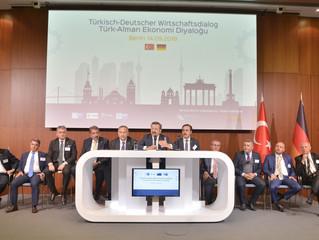 Türkiye-Almanya Ekonomi Diyaloğu