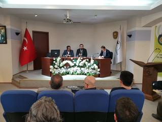 Mermer Sektör Temsilcileri ile toplantı