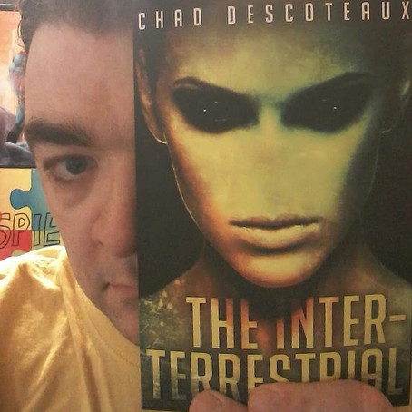 Interview with an Author - Chad Descoteaux