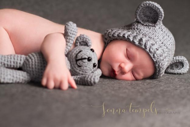 Newborn Fotoshoot | Jonna Tempels
