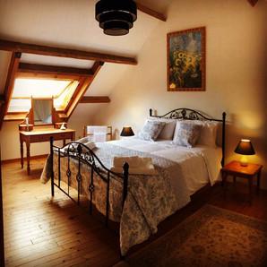 Walnut Tree Gite Mezz Bedroom
