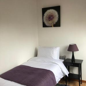 Single bedroom 1 at Walnut Tree Gite