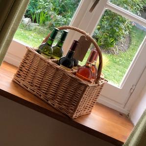 Walnut Tree Gite Emergency Wine!