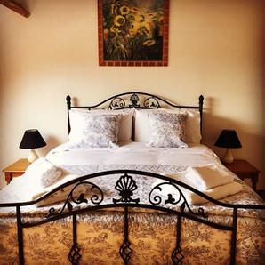 Mezz Bedroom Walnut Tree Gite Brittany