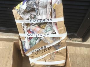 Onde e como descartar vidro no lixo?