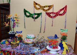 Festa Tema Carnaval
