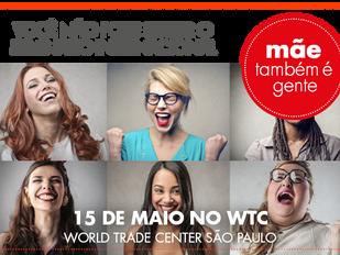 Seminário Internacional Mãe também é gente!