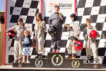 Festa no Kartódromo San Marino