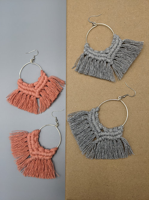 Soft Boho Earrings
