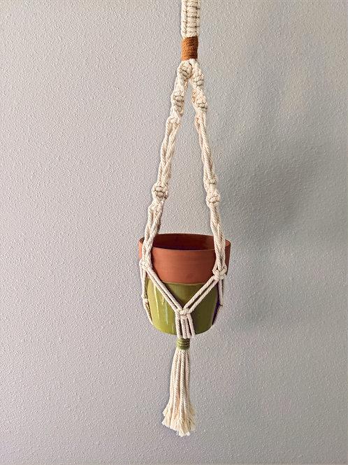 Fall-Tone Small Plant Hanger