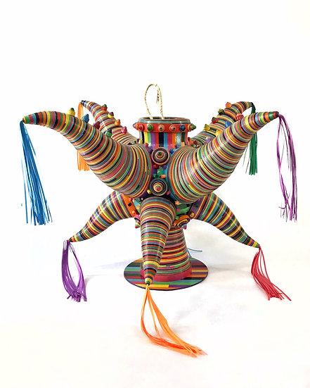 Piñata Serpentina
