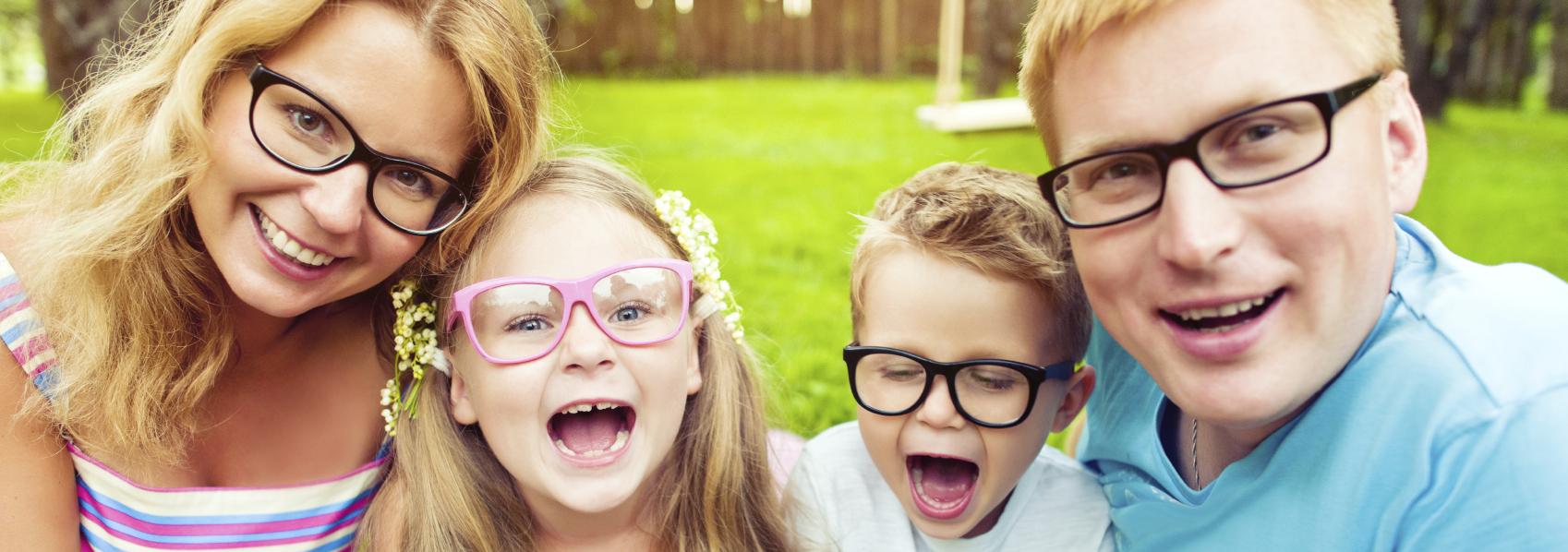 Family Eye Care, Oasis, Glasses