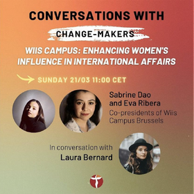 WIIS Campus to empower women starting at university : Interview with the European Activism Incubator