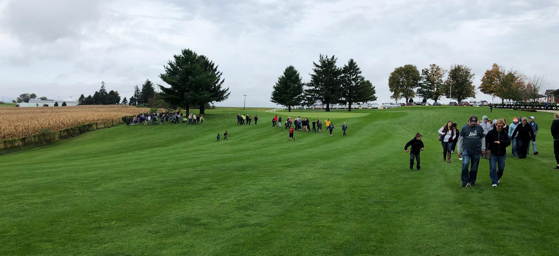 2018 Walk and Golf Tournament