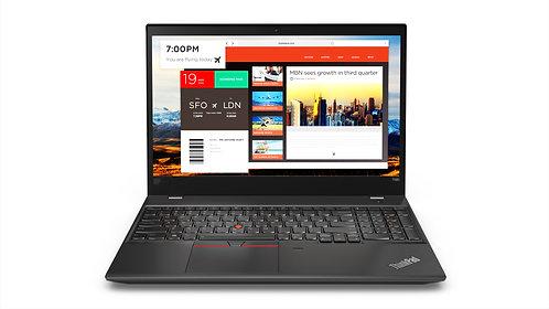 "Lenovo ThinkPad T580 - 15.6""  I7 8550U - 8GB RAM - 256 GB SSD"