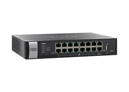 Cisco RV325 Gigabit Dual WAN VPN Router