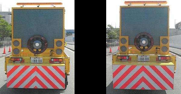 標識規制車
