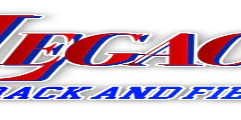 LEGACY Track & Field-VIRGINIA INVITATIONAL