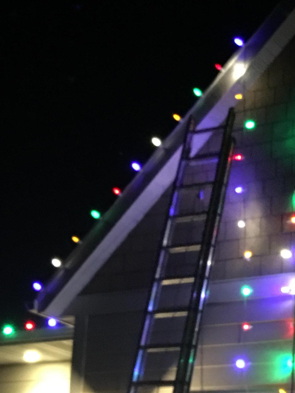 Take Down Christmas Lights