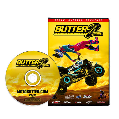 PreOrder Butter2 DVD - with FREE Movie Poster