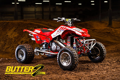 250R Butter 2: Four Wheel Flavored Poster