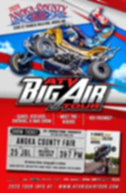 ATV Big AIr Tour Live 2020 Anoka County