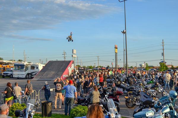ATV Big Air Tour at Big St. Charles Bike