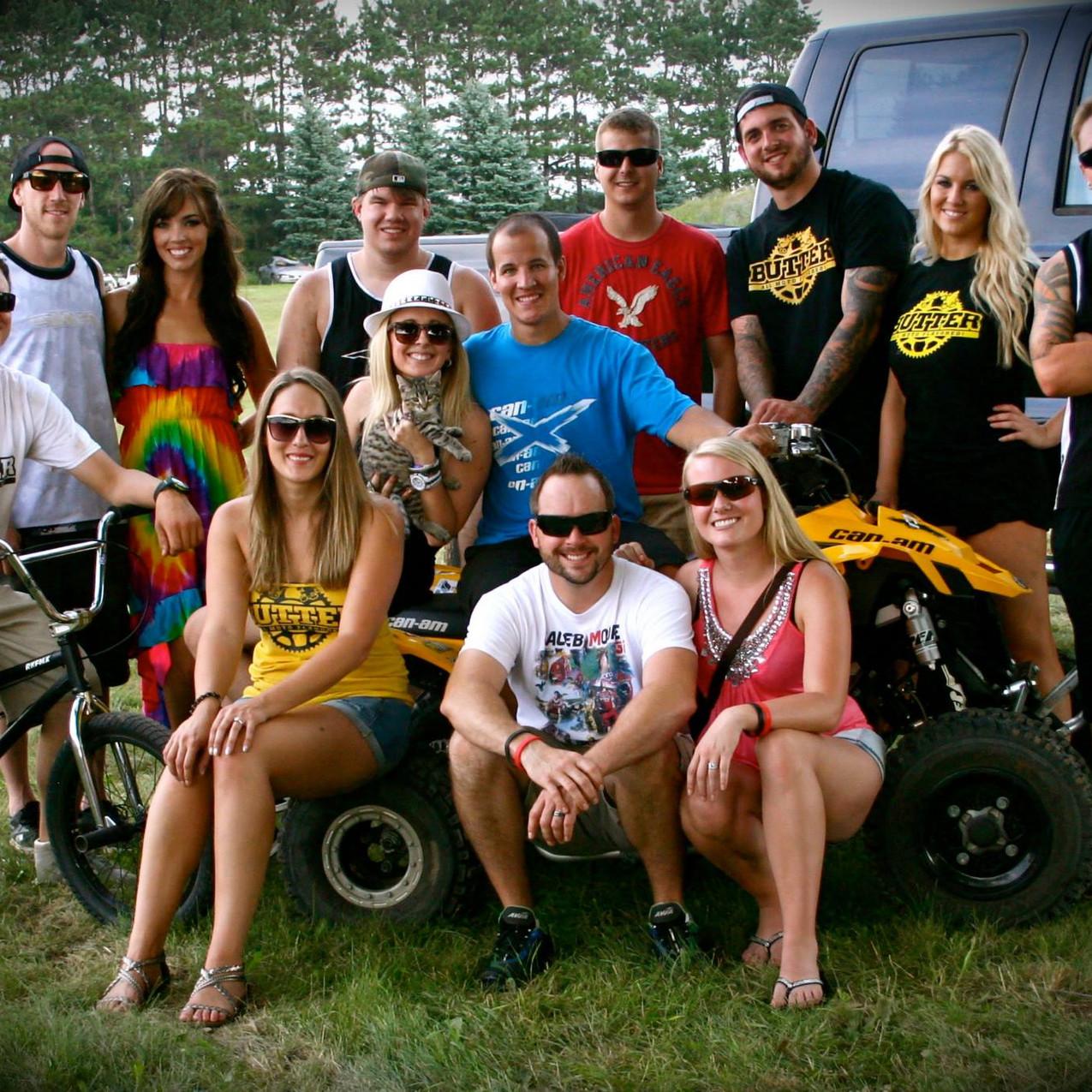Team photo Washington Co Fair