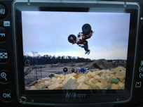 Derek Guetter 3 wheeler backflip Butter All Moto Flavored