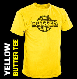 Yellow Butter T