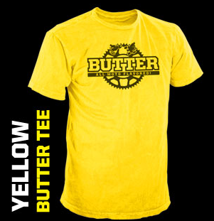 Yellow Butter T