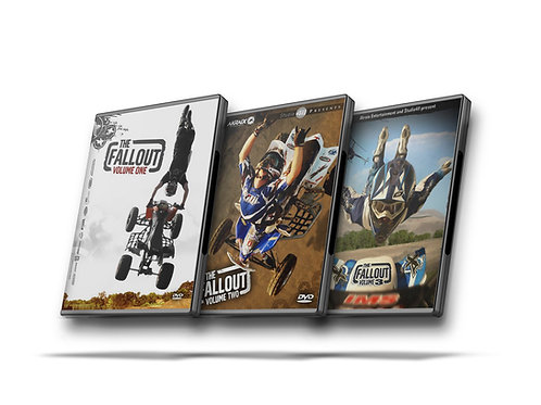 Fallout 1-3 DVD Box Set