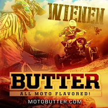 Chad Wienen - Butter: All Moto Flavored