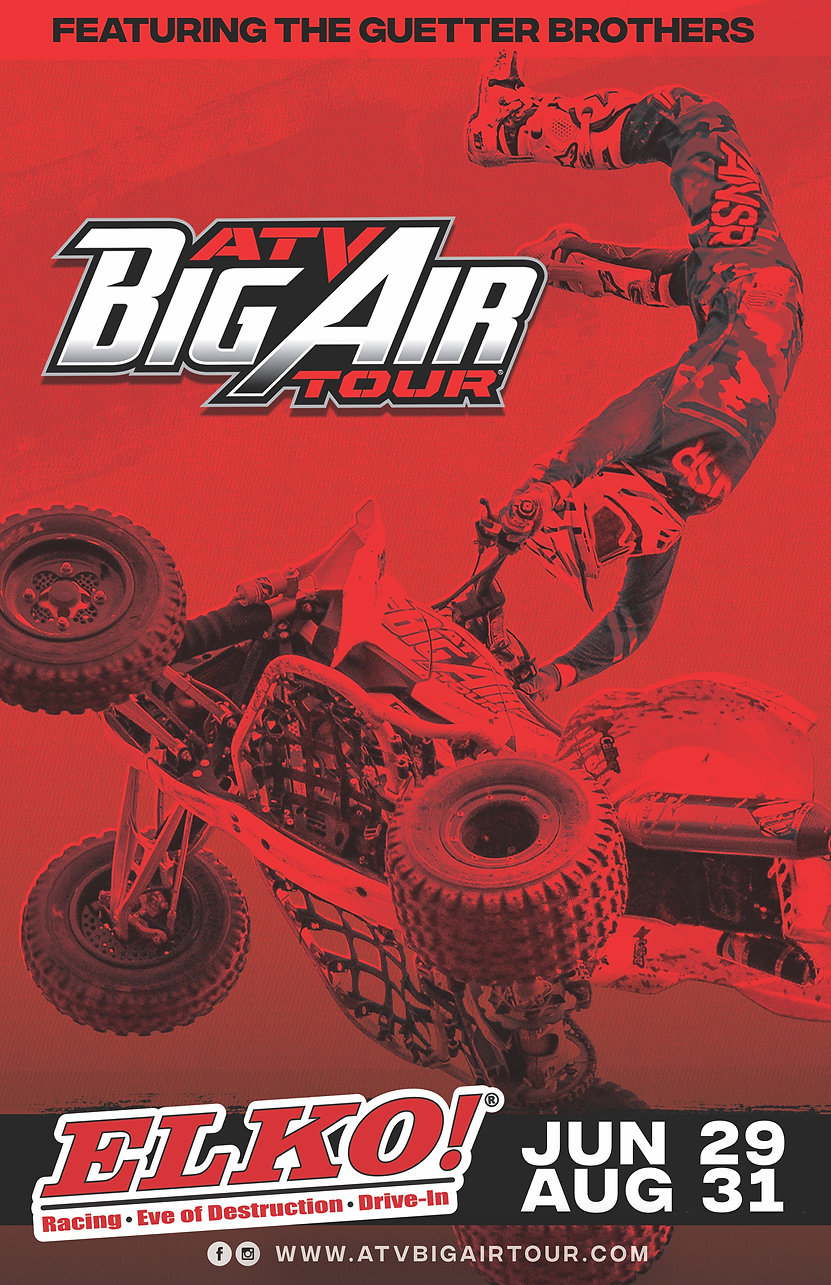 ATV Big Air Tour returns to Elko Speedwa