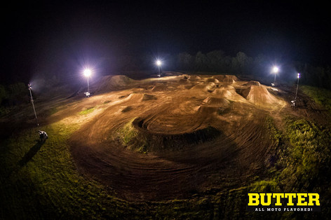 Jon Guetter's Riding Compound in St Cloud, MN
