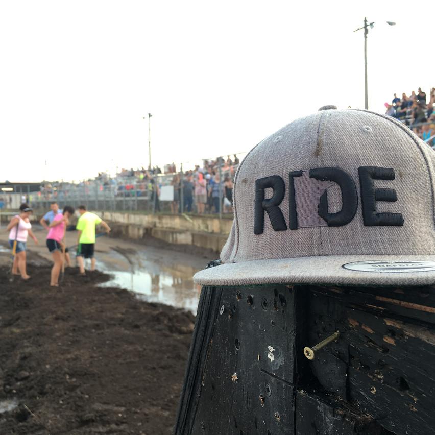 RIDE MN ATV Big Air Tour Anoka County Fair 2016