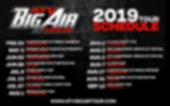 2019 ATV BIG AIR TOUR EXTREME SPORTS THR