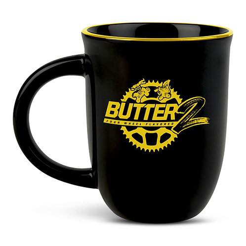 Butter2 14oz Coffee Mug